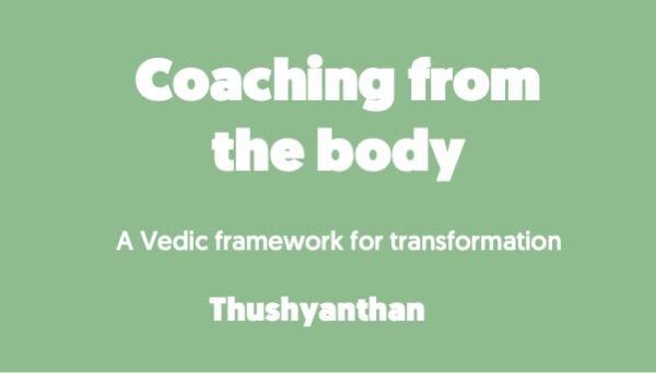 Coaching from body