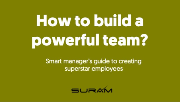 How to build a powerful team