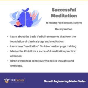 Successful Meditation