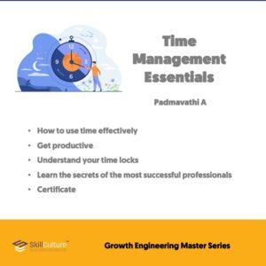 Time Management Essentials